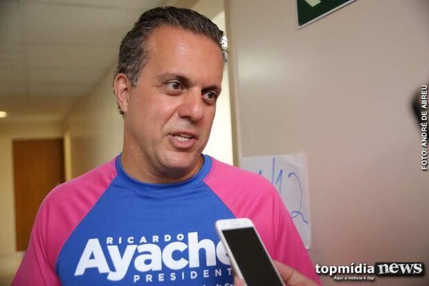 Ricardo Ayache assume a presidência do PSB em encontro neste sábado
