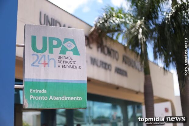 Paciente tem carteira furtada dentro de posto de saúde em Campo Grande