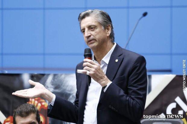'Pai da criança': Dagoberto reclama autoria de projeto de Bolsonaro para CNH