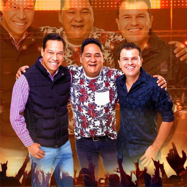Trio pioneiro no sertanejo universitário celebra mais de duas décadas ao lado de amigos