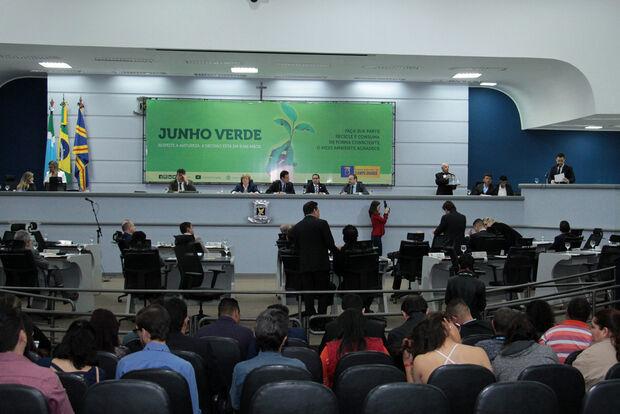 Vereadores debatem medidas para minimizar prejuízos com obra na Bandeirantes