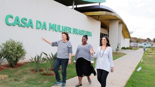 Casa da Mulher Brasileira em Campo Grande vira referência para São Paulo