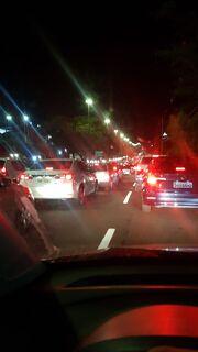 Repórter Top: leitor reclama de congestionamento causado por manutenção em radar