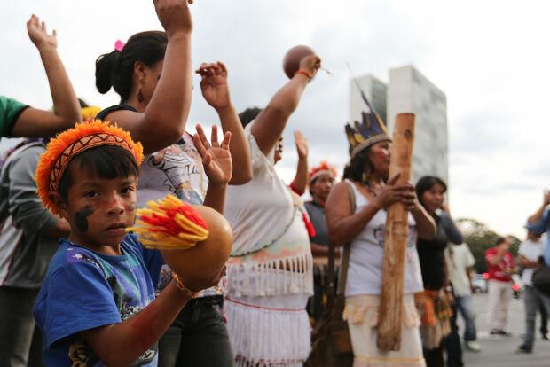 MPF promete recorrer contra decreto que trata das demarcações indígenas
