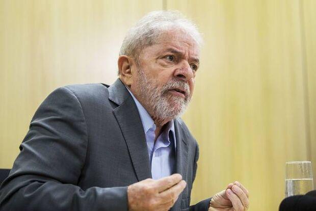 MPF sugere ao STJ que Lula já pode cumprir pena no regime semiaberto