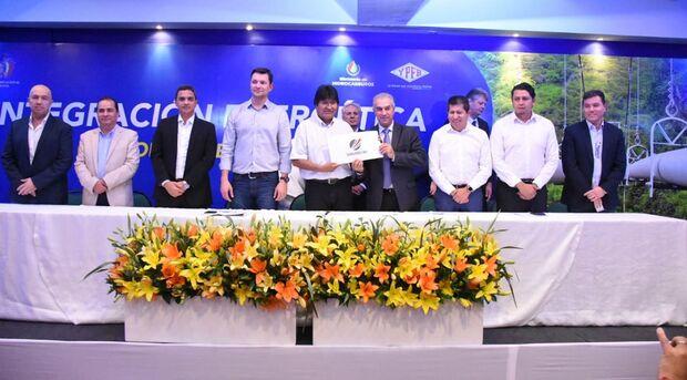 Acordo assinado na Bolívia dá início ao projeto de construção de termelétrica na região de Ladário