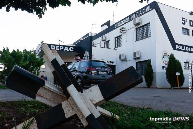 Em liberdade condicional, rapaz é preso vendendo drogas e munições em Campo Grande