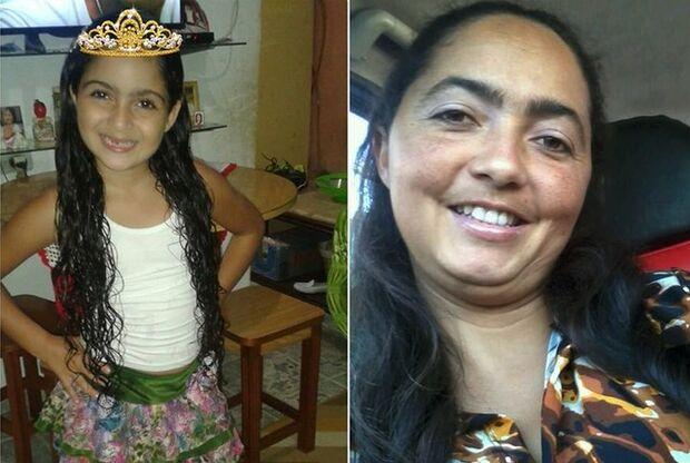 Menina agredida com marreta após postagem da mãe na internet implora para ficar longe do pai