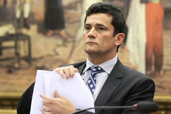 OPERAÇÃO NOVA ALIANÇA: Moro chega em MS e se encontra com presidente do Paraguai