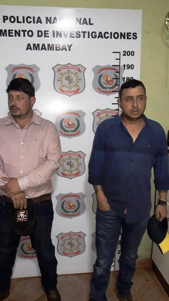 Traficantes de cocaína ligados ao PCC são presos na fronteira com o Paraguai