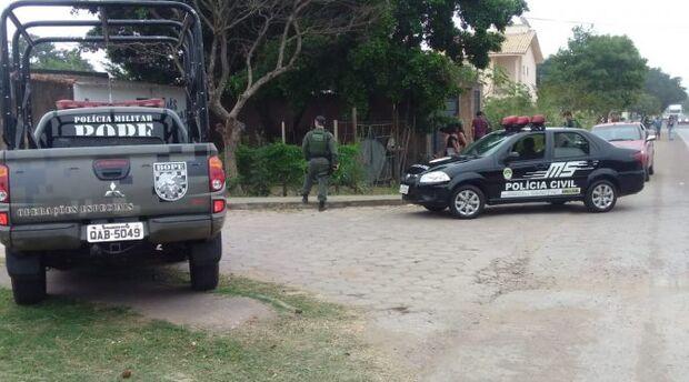 Polícias Civil e Militar saem às ruas  em busca de foragidos da Justiça