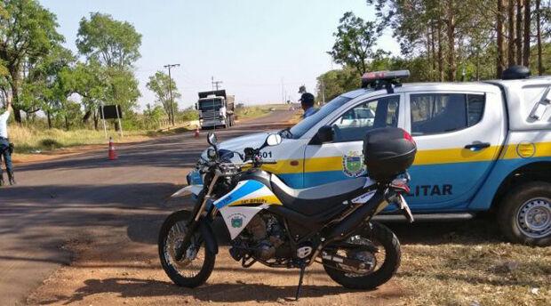 Polícia Militar Rodoviária apreende uma tonelada de droga durante feriado em MS