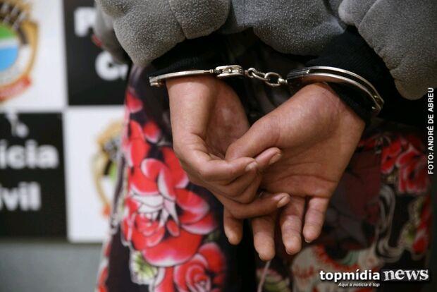 Suspeito de tentar matar mulher com golpes de faca é condenado no regime semiaberto