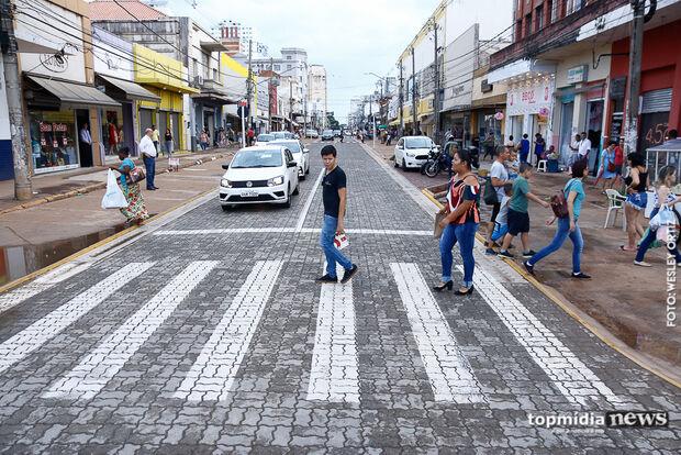 Com 70% das obras concluídas, Reviva Campo Grande fica pronto em novembro