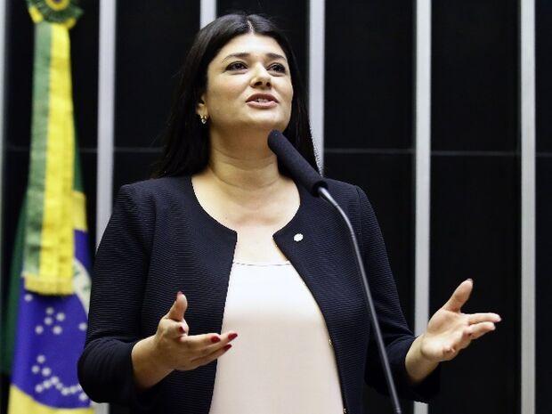 Rose admite interesse em disputar prefeitura de Campo Grande, mas nega acordo com o MDB