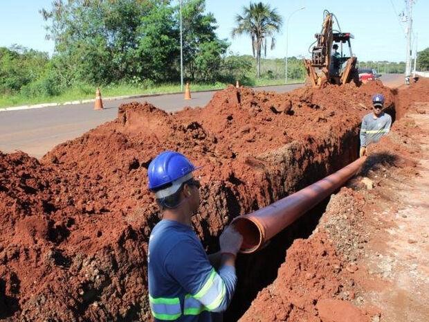 Campo Grande está entre as 10 capitais com melhor saneamento básico do País