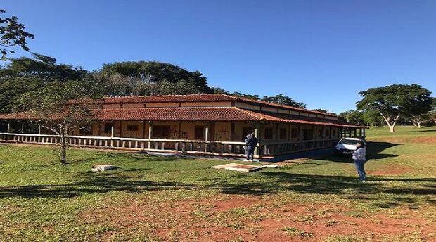 Parte do Parque das Nações Indígenas, Casa do Pantanal será reformada até outubro