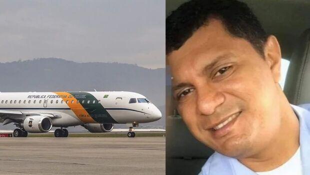 Cocaína encontrada com sargento em avião é avaliada em R$ 5,6 milhões