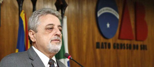 OAB em MS emite nota de pesar pela morte do advogado e ex-deputado Paulo Estevão