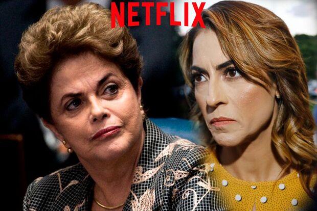 Senadora de MS sugere boicote à Netflix por documentário sobre Lula e Dilma