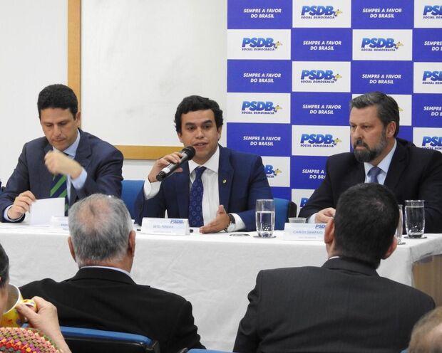 PSDB fecha questão pela Reforma da Previdência