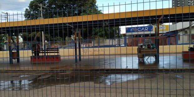 Greve: motoristas de ônibus param e deixam população da Capital na mão