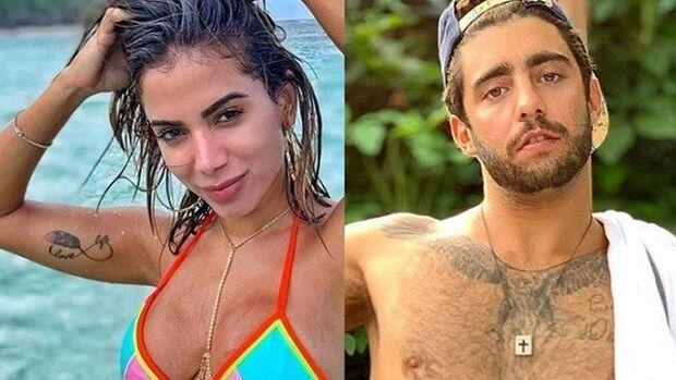Anitta e ex de Luana Piovani tentam 'engatar' romance