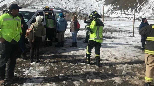 Duas crianças brasileiras morrem esmagadas em passeio turístico no Chile