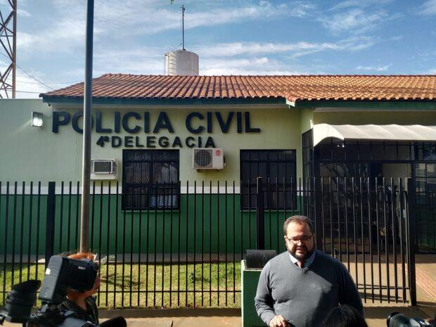 VÍDEO: alegando síndrome do pânico, sobrinho que matou tio desiste de se apresentar à polícia hoje