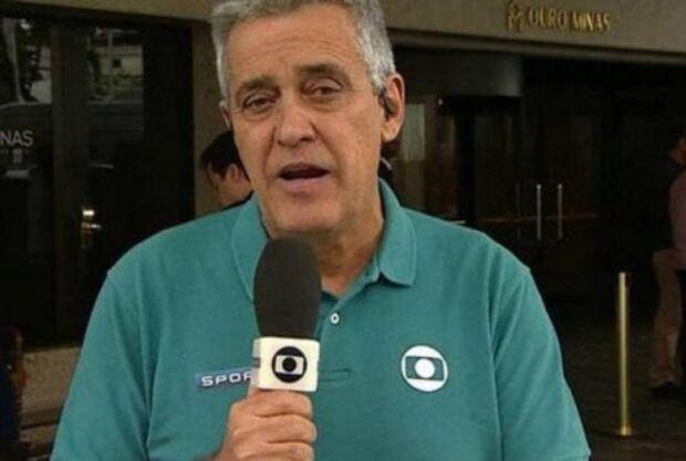 A fila anda: após demissão da Globo, Record quer contratar Mauro Naves