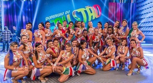 Globo promove a maior demissão de bailarinas da história do Faustão