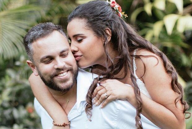 Ex-noivo de Alinne Araújo se pronuncia após morte da jovem: 'estou acabado'