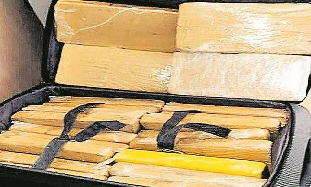 Delegado da PF vai à Espanha interrogar militar flagrado com 39 kg de cocaína