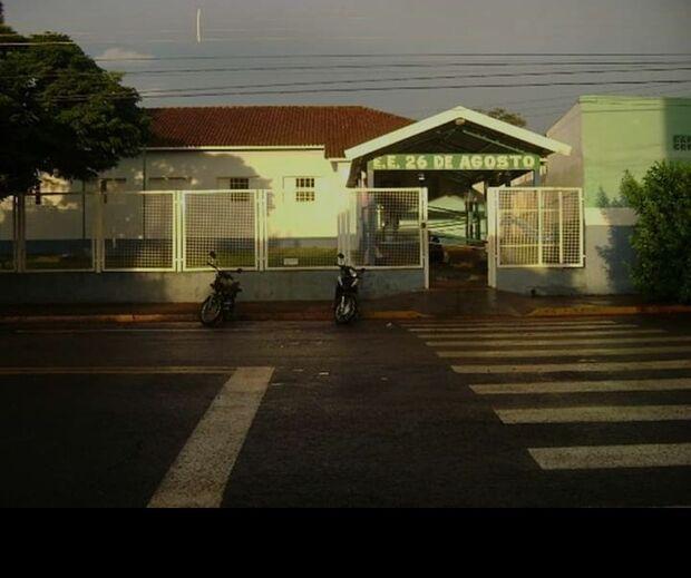 Escola abre processo licitatório para compra de merenda escolar