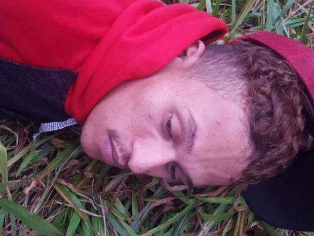 Suspeito de ter matado homem encontrado boiando em rio é preso no PR