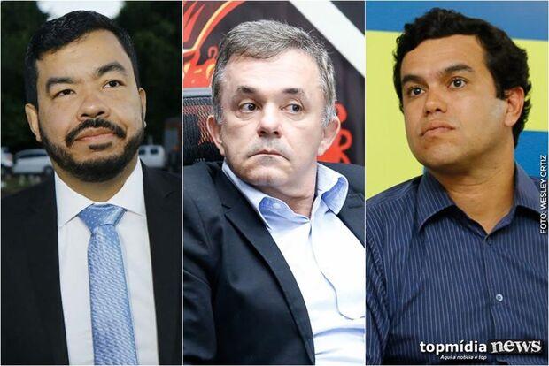 Trutis, Vander e Beto Pereira foram os deputados federais mais faltosos no 1º semestre