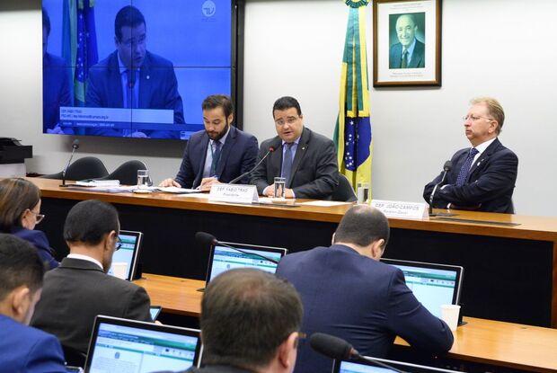 Fábio Trad é eleito presidente da Comissão que reformará Código de Processo Penal