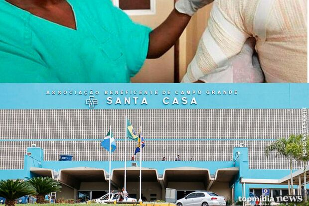 CUIDADO: número de pessoas queimadas dispara na Santa Casa de Campo Grande