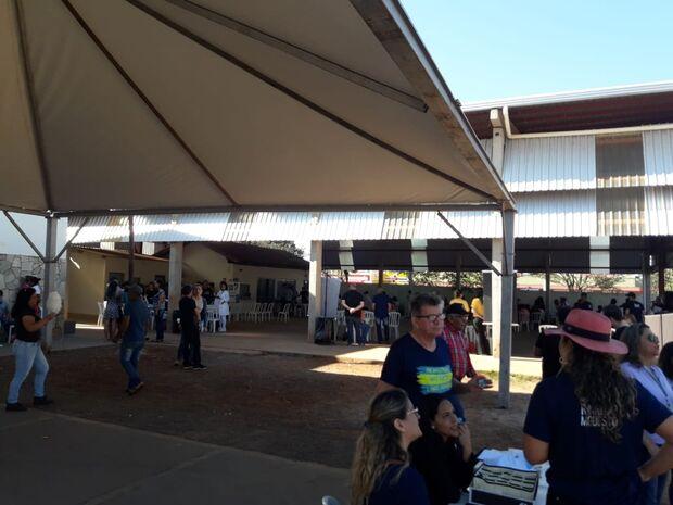 Ação comunitária muda rotina de moradores do bairro Santa Luzia