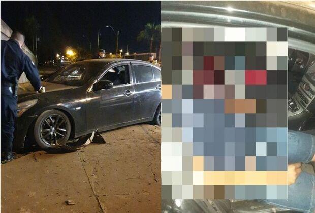Dois são executados dentro de veículo na fronteira de MS