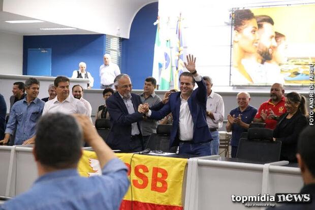 PSB estadual é contra votação em caráter de urgência da reforma da previdência municipal