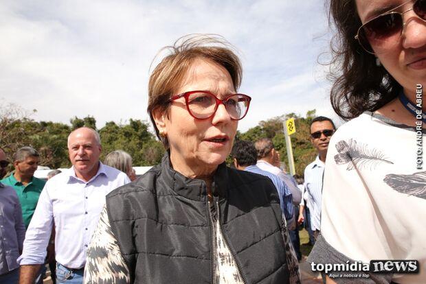 Ministra nega esgotamento de fundo de financiamento: 'aumentou demanda'