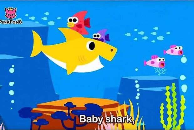 Cidade da Flórida toca Baby Shark sem parar para que sem-teto não durmam em parque