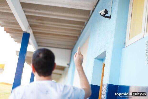 Com projeto para instalar câmeras abandonado, professores vivem insegurança diária em MS