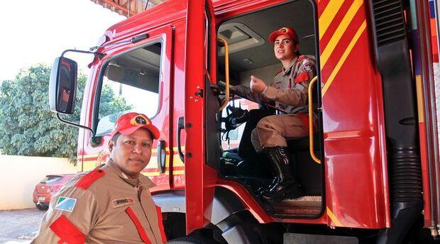 Bombeiro voluntário é exemplo de altruísmo e cidadania