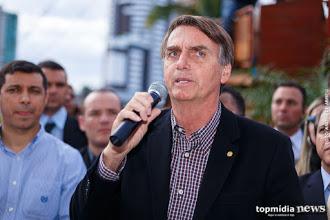 """""""Eduardo vai ser o nosso cartão de visita nos EUA"""", afirma Bolsonaro"""