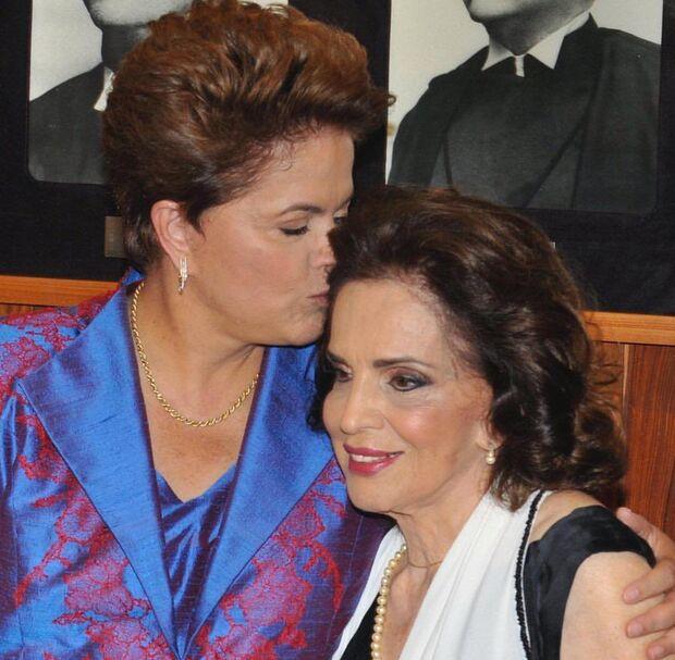Mãe da ex-presidente Dilma Rousseff morre aos 95 anos