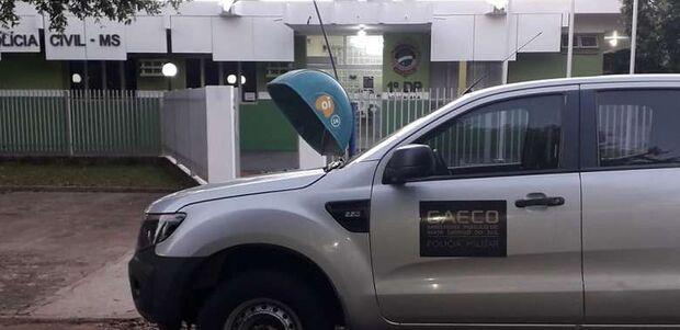Gaeco coloca 16 na cadeia em operação contra tráfico de drogas em MS