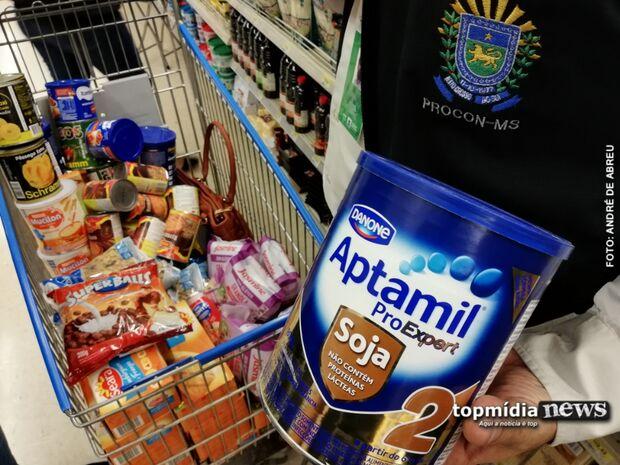 Com produtos vencidos, Walmart é autuado pelo Procon-MS