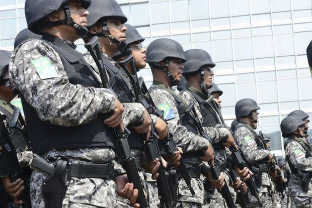 Força Nacional atuará na região de fronteira em MS